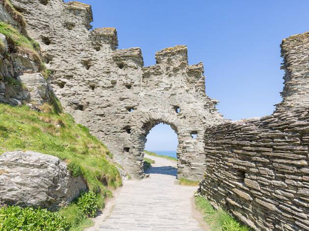 Tintagel Castle, UK