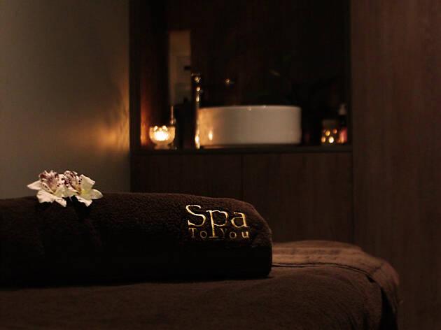 Up to 50% off a massage at Hilton Bankside