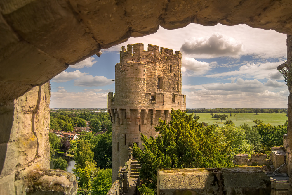 Warwick Castle, UK