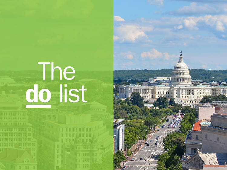 The 50 best Washington, DC things to do