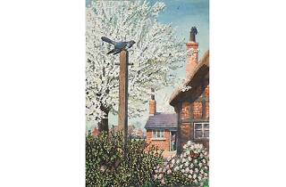 What to Look for in the Garden: A Ladybird Books Exhibition