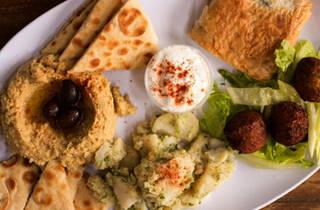 Academia Time Out - Cozinhas do Mundo: Líbano