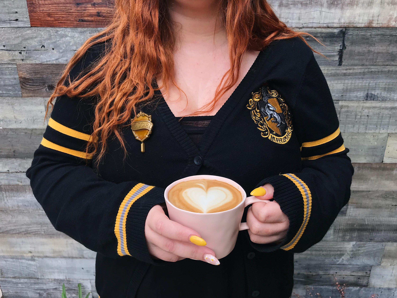 Nimbus Coffee Harry Potter Coffee Shop in Downtown Los Angeles DTLA