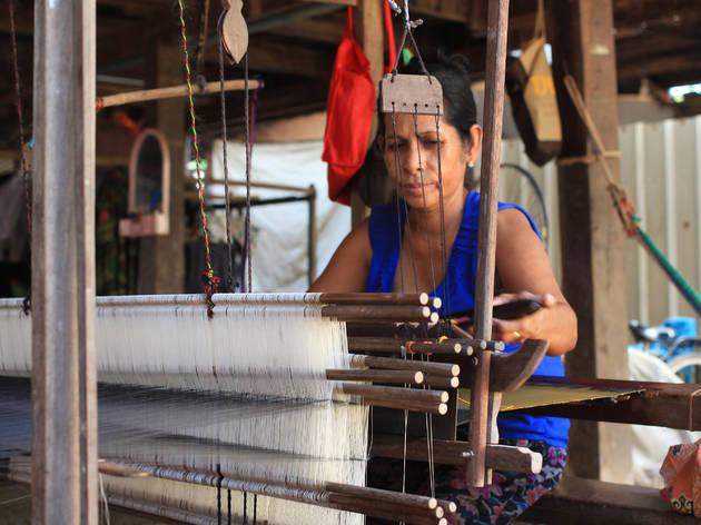 silk island phnom penh