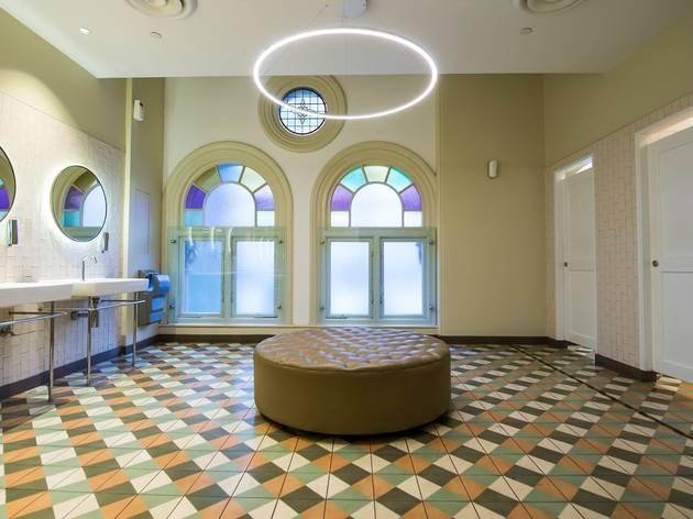Queen Victoria Building Bathroom