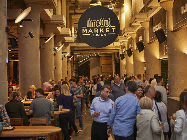 Time Out Market Boston opens in The Fenway neighborhood