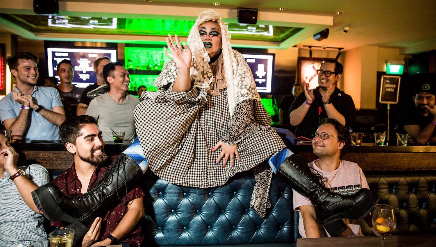 The best places to catch a drag show in Singapore