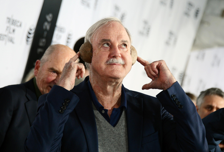 John Cleese Tour: Last Time To See Me Before I Die