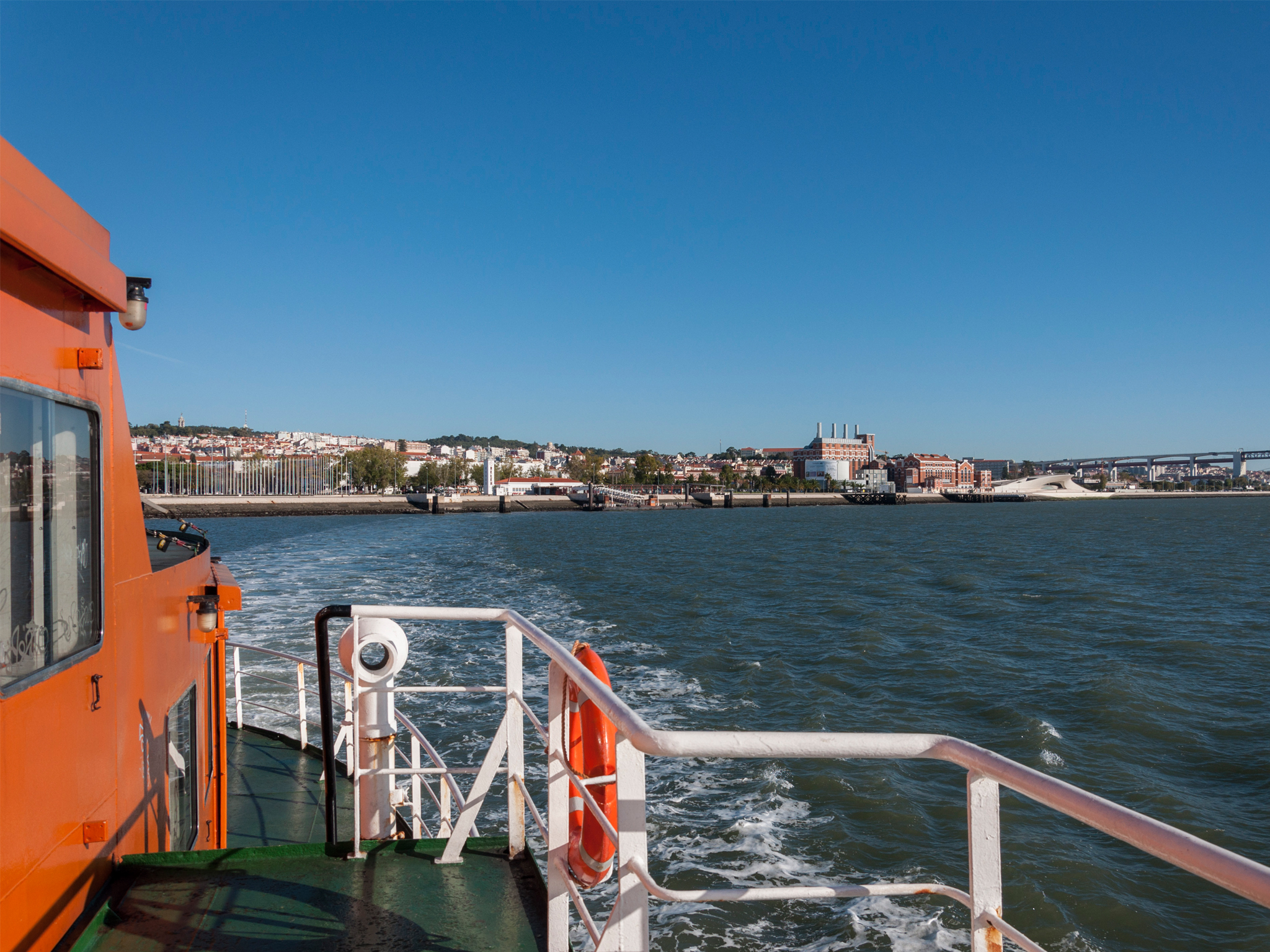 Ferry Trafaria