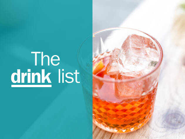 The Time Out drink list brings you the best bars in the city