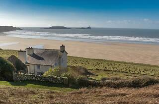 Old Rectory, Gower Peninsula