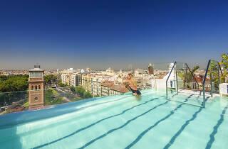 El Cielo de Alcalá H10 hotel Puerta de Alcalá
