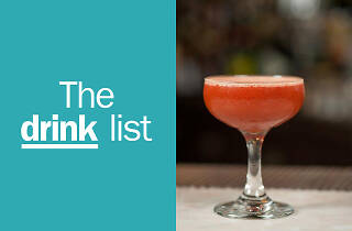 Drink List Vancouver 2019