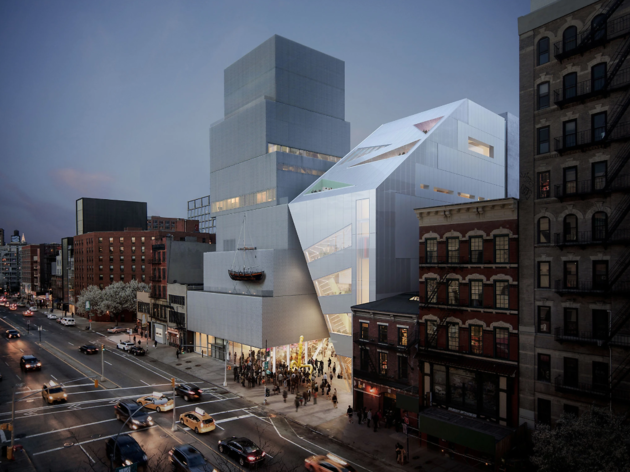 The New Museum is doubling its size with a cool new addition