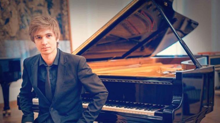 Estiu al Palau: Evgeny Konnov