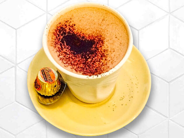 Hot chocolate at Bowery to Williamsburg