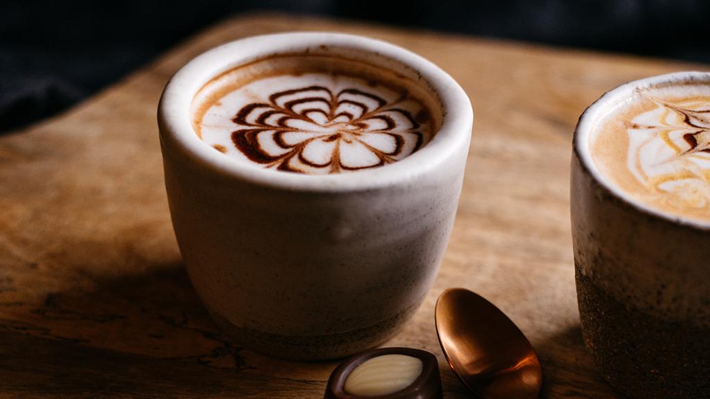 Koko Black hot chocolate