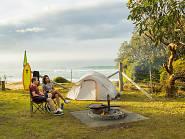 Camping, Mimosa Rocks National Park
