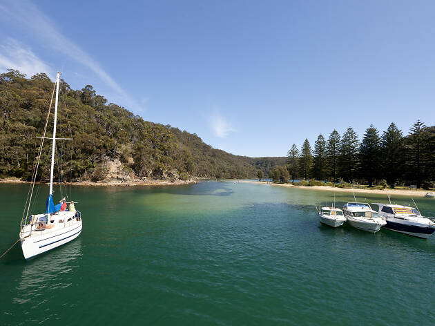 The Basin, Ku-Ring-Gai National Park