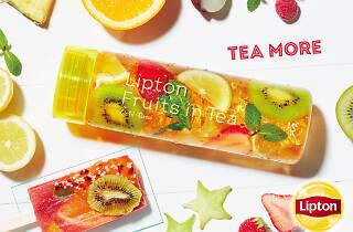 Fruits in Tea TEA MORE OMOTESANDO