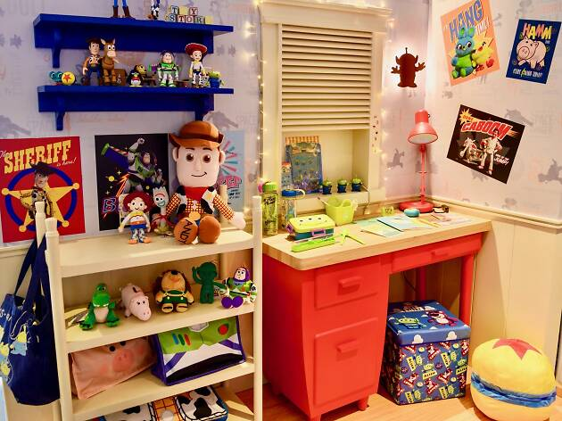 toy story 4 pop-up @harbour city