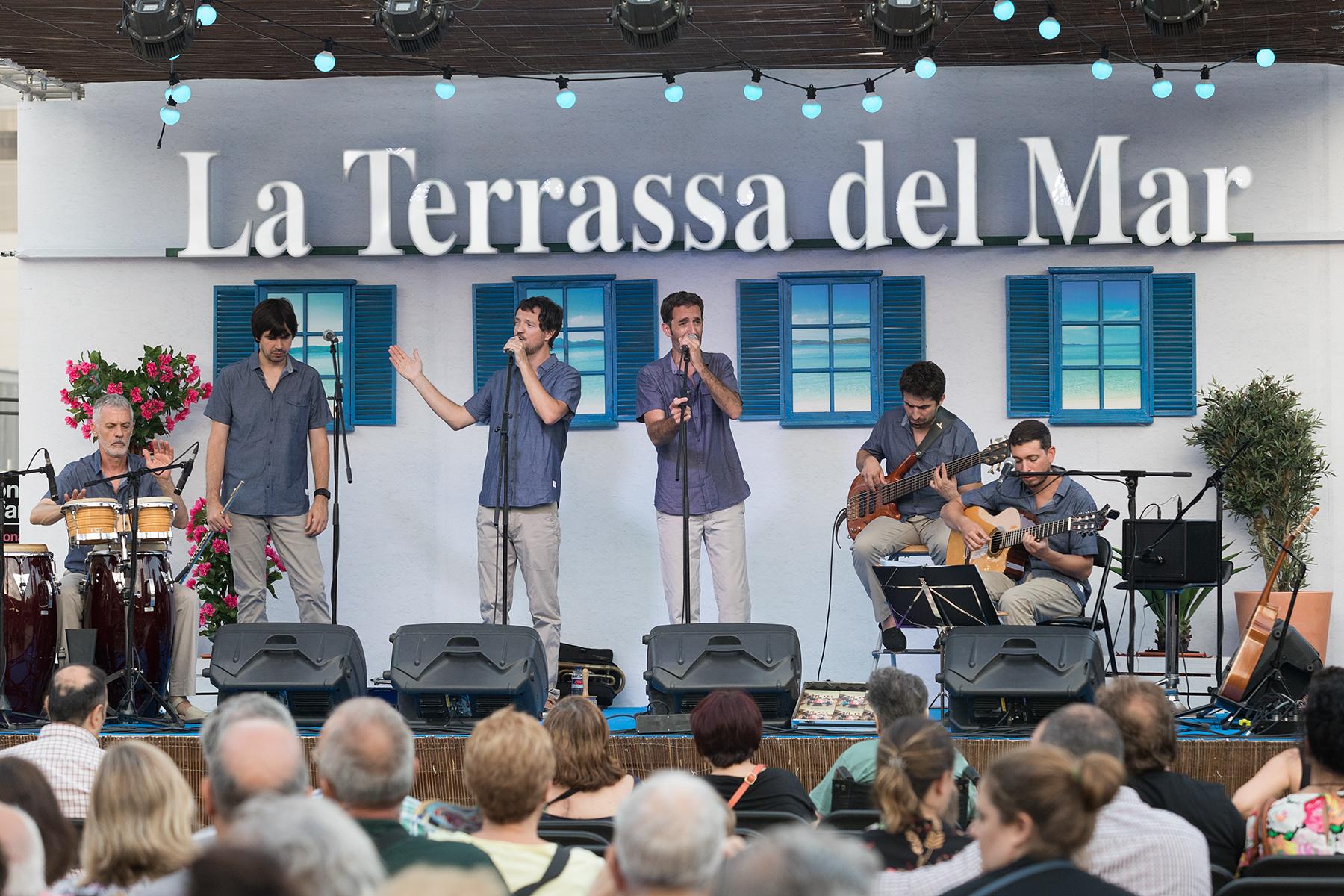 Diagonal Mar celebra un estiu ple d'espectacles
