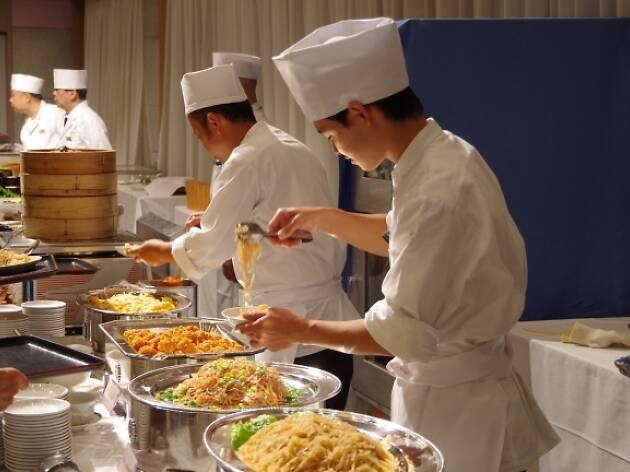 Kawagoe Prince Hotel サマーブッフェショー