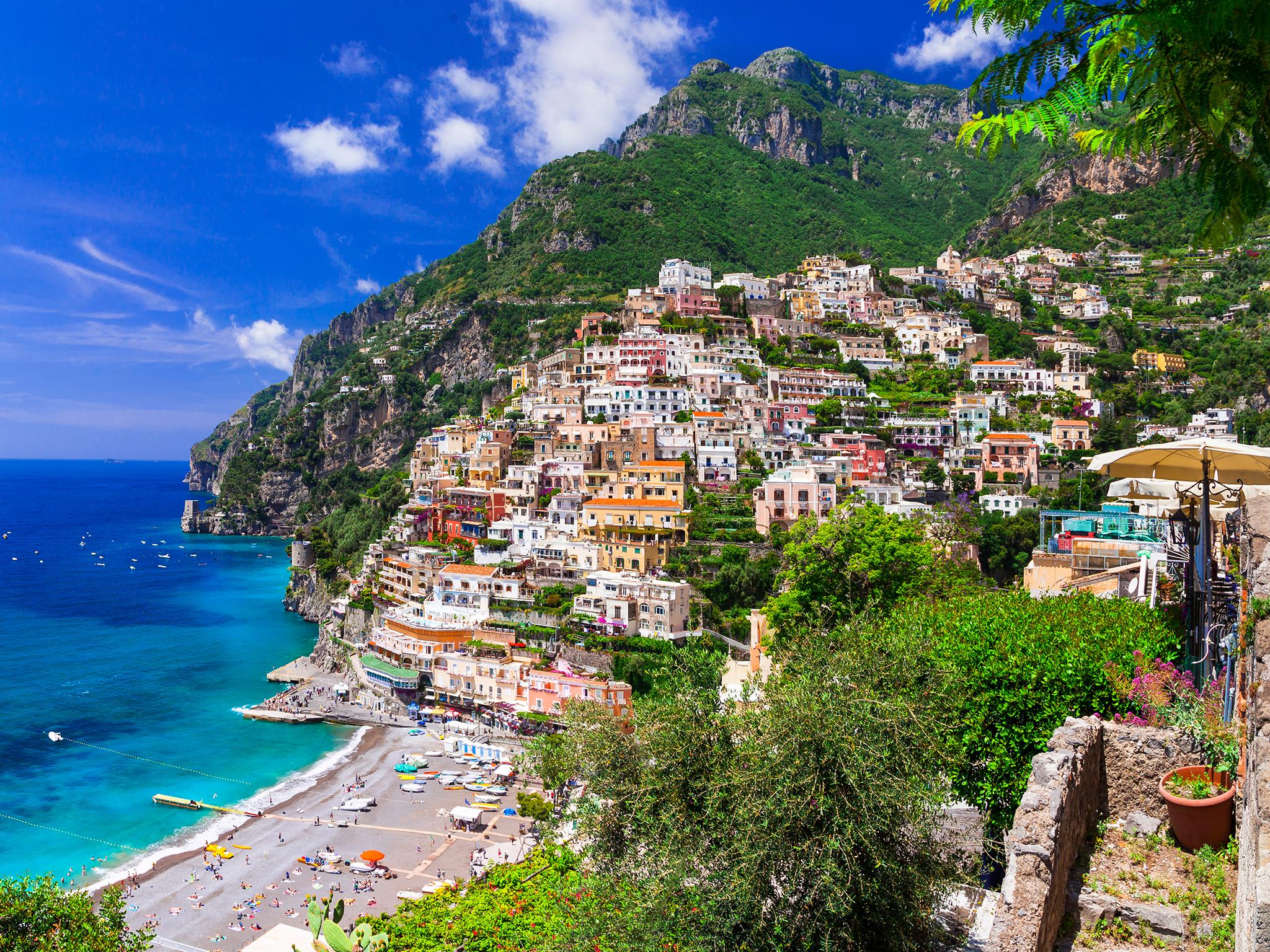 Positano, Campania