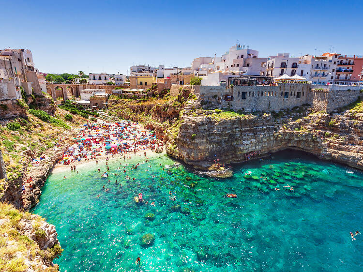 The 15 best beaches in Italy