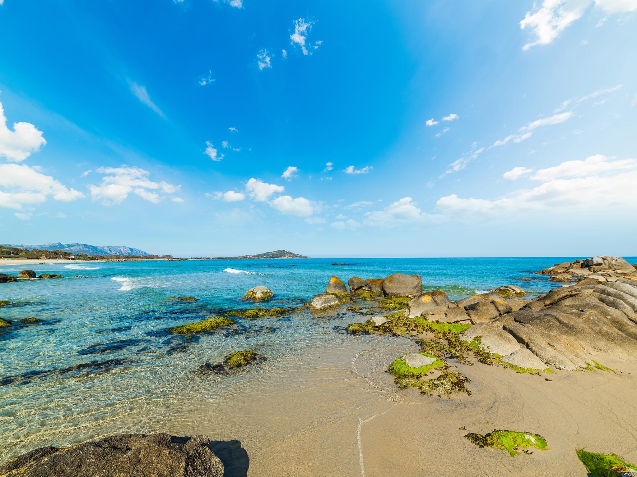 Lido di Orrì, Sardegna