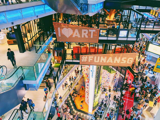 The ultimate guide to Funan Singapore