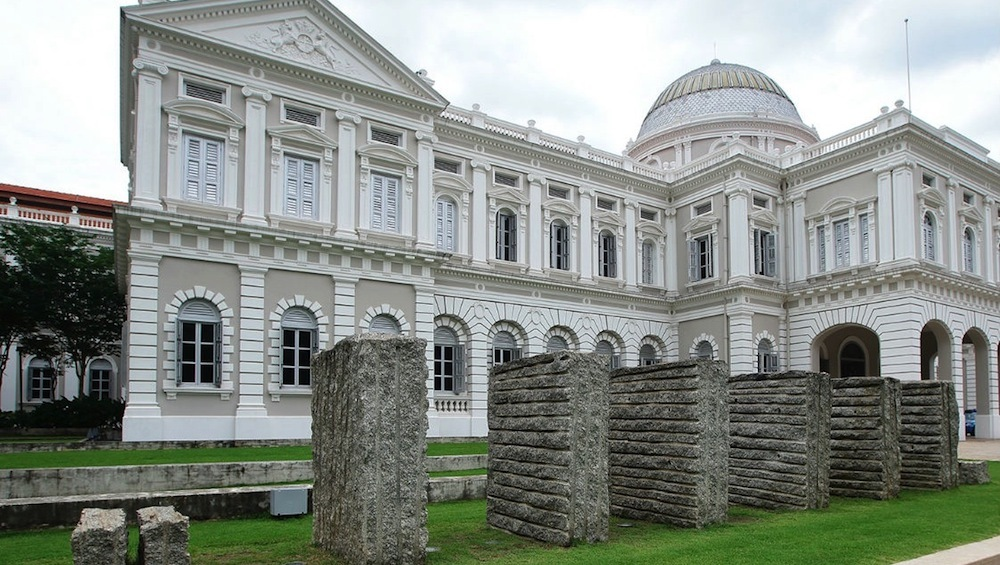 20 Tonnes, National Museum of Singapore