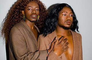 Electro-Queer: Lotic + Faka + DJ Haram