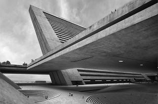 Concrete Island - Dionisio González