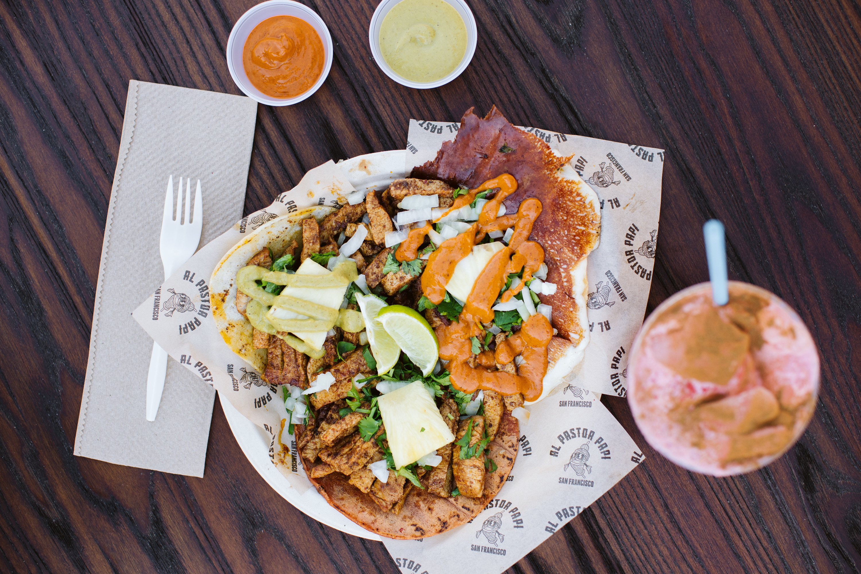 The tastiest tacos in San Francisco