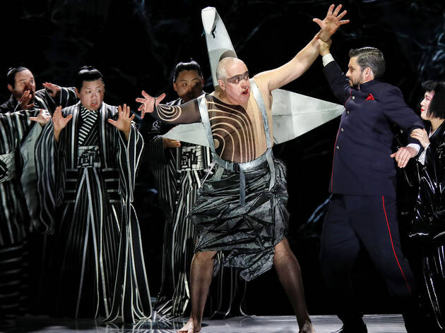 Madama Butterfly review | Theatre in Sydney
