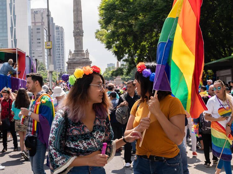 De la fobia al orgullo: Rumbo a la Marcha del Orgullo LGBTTTI