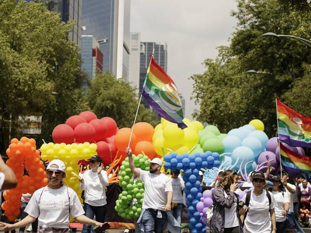 Guía para celebrar el Orgullo LGBTTTI en la CDMX