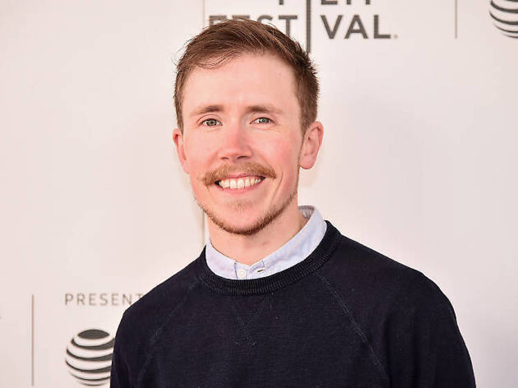 Freddy McConnell, a filmmaker who has produced 'Seahorse', a documentary about being a trans dad