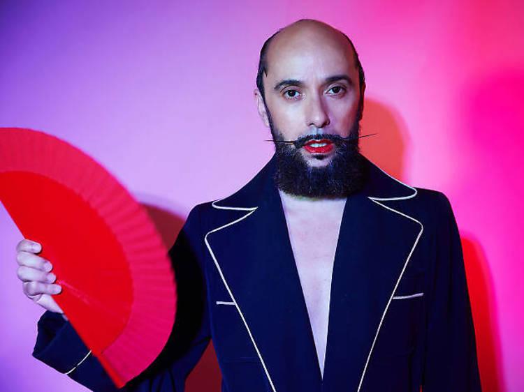 Lyall Hakaraia, owner of queer nightlife venue VFD