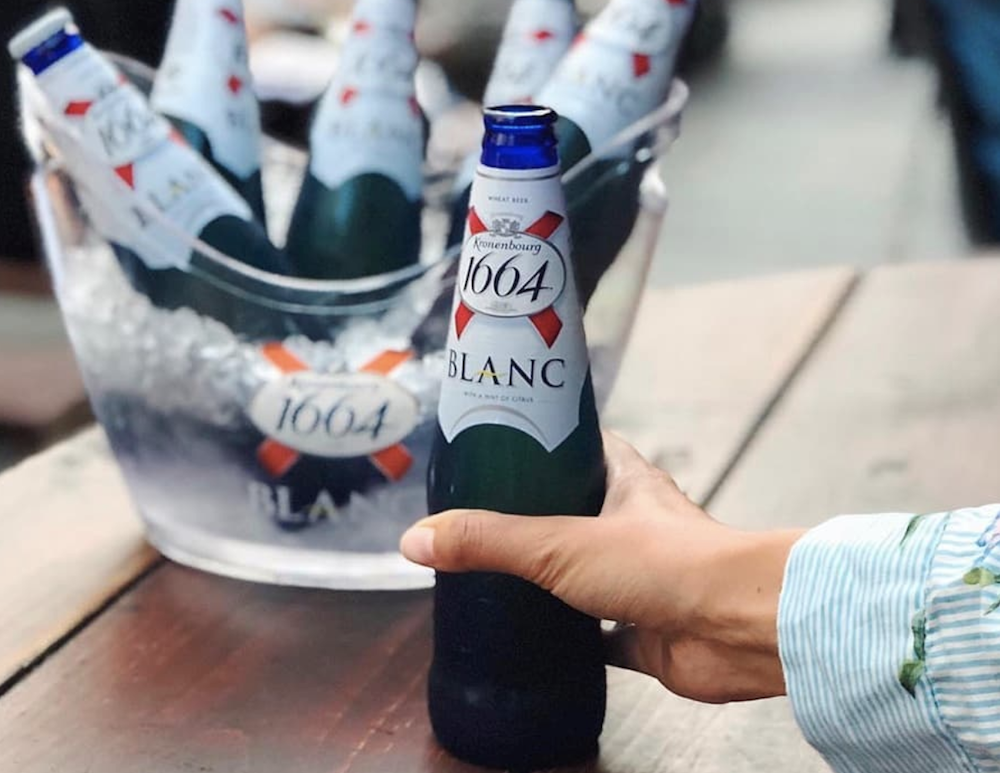 Kronenbourg 1664 is throwing a street celebration at Emerald Hill – here's why you should attend