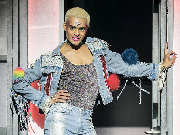 Layton Williams, actor, who plays Jamie in 'Everybody's Talking About Jamie'