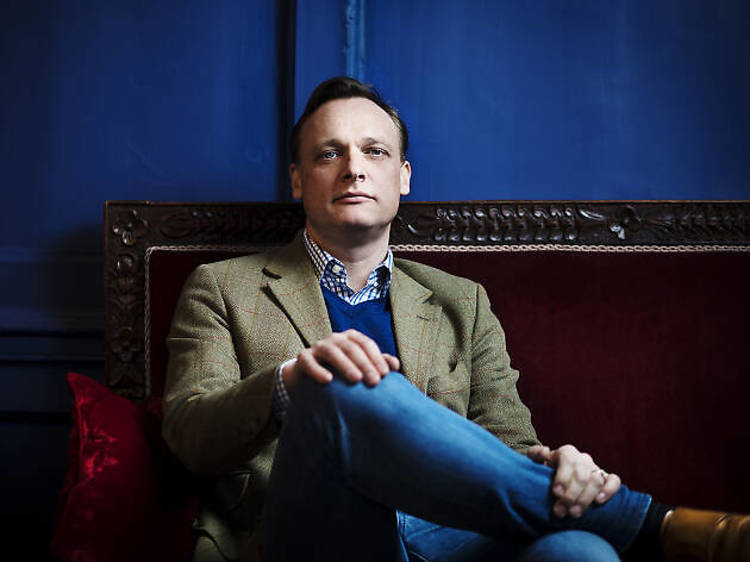 Joseph Galliano, CEO and co-founder of Queer Britain
