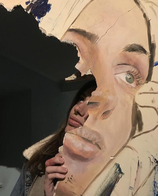 Art Nou 2019: Malù Dalla Piccola. Damnatio Memoriae