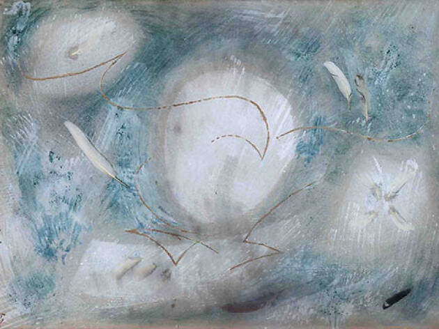 André Masson, Eclosion VI, 1958