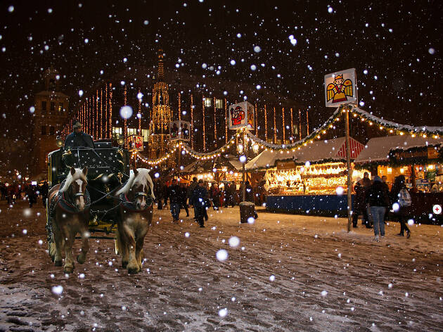 Nuremberg Christmas Market.10 Best Christmas Markets In Germany For Festive Food And Fun