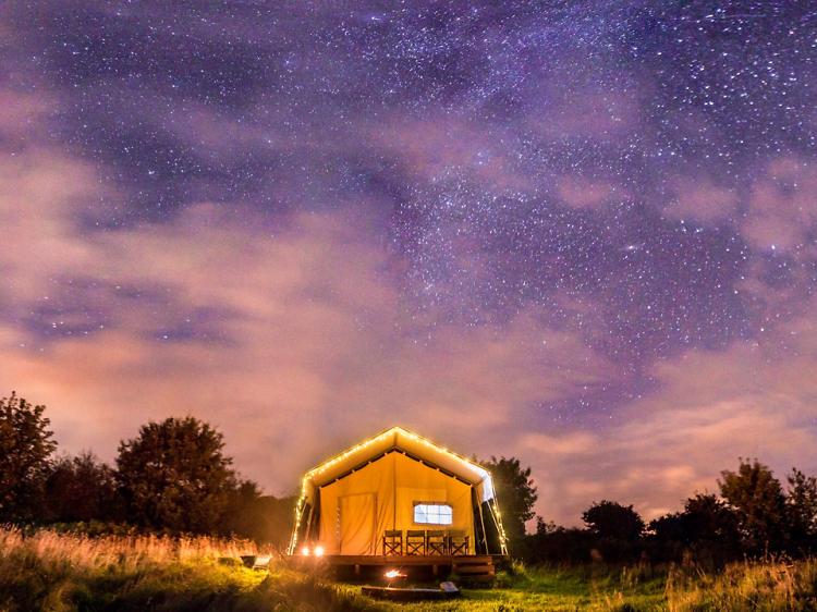 The best UK campsites
