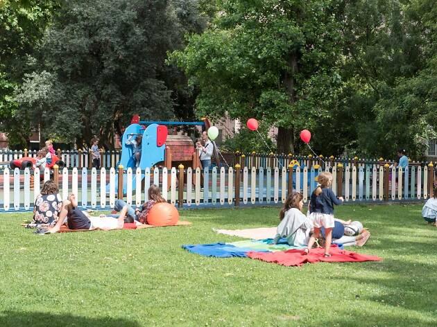 Festival infantil do Areeiro regressa com pipocas e algodão doce grátis