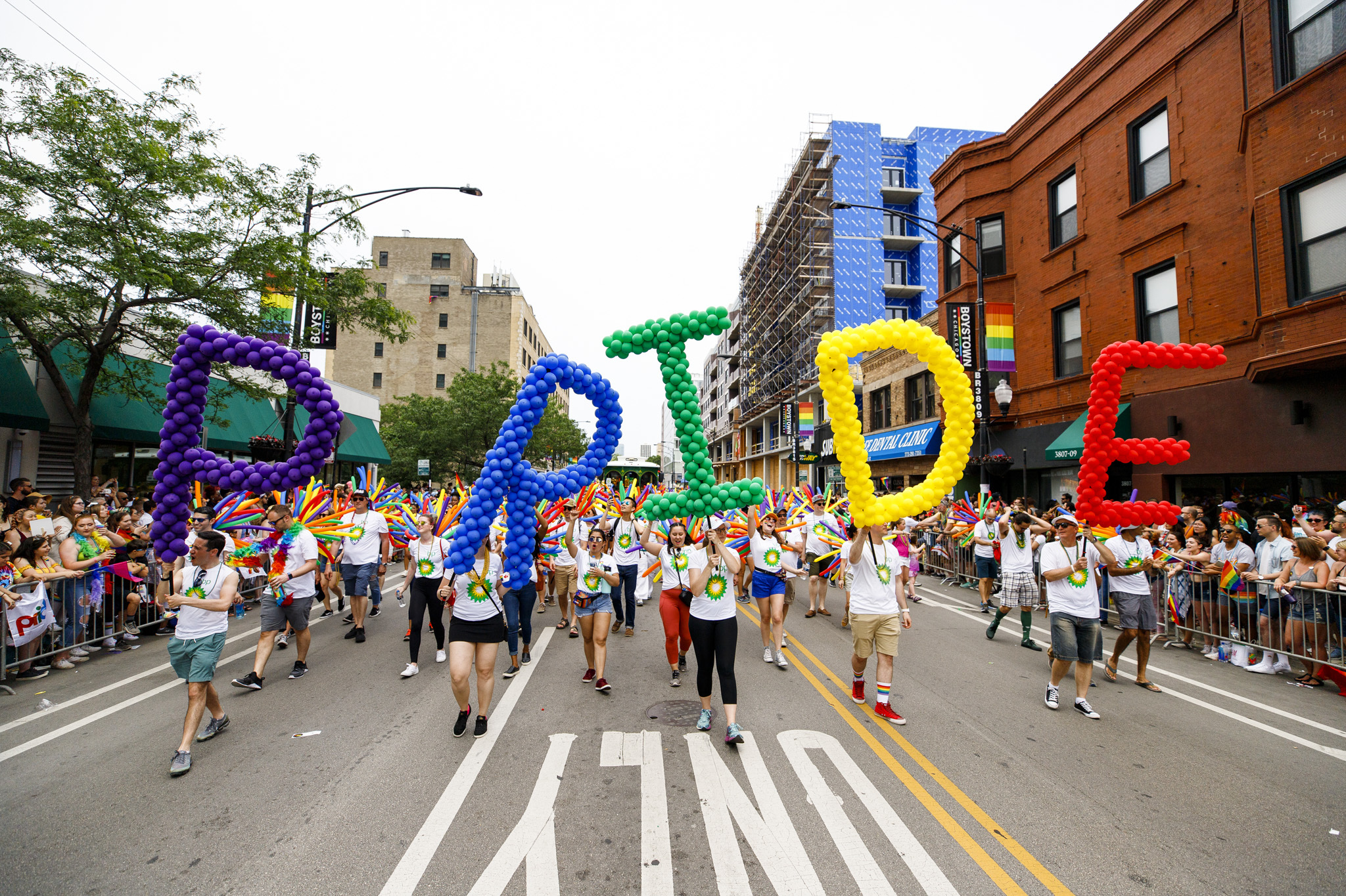 Check out colorful photos from the 2019 Chicago Pride Parade