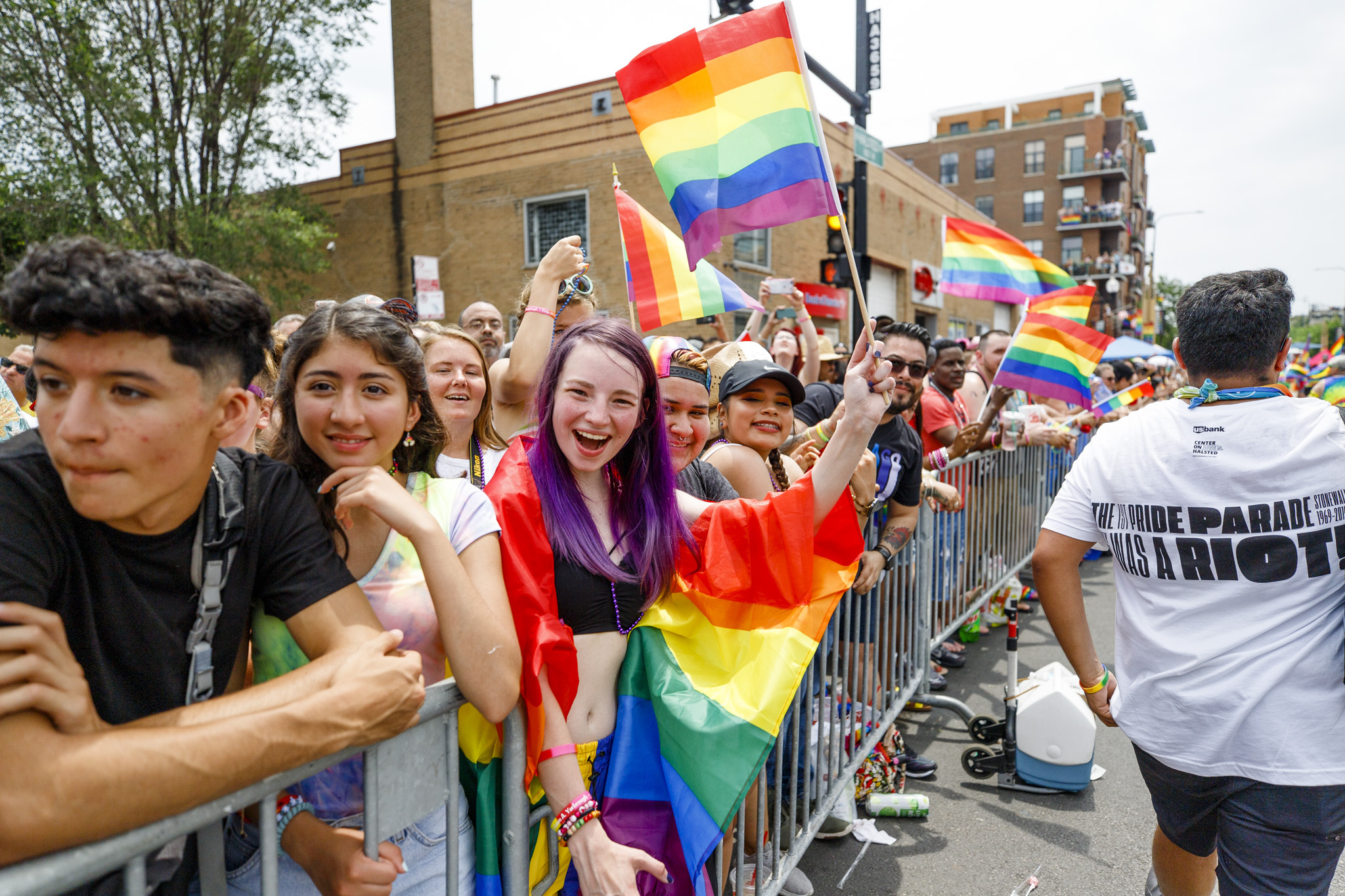 Chicago Pride Parade 2019